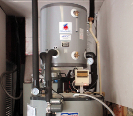 Solar Hot Water Systems Installation