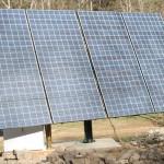 Solar Dual-Axis Tracker